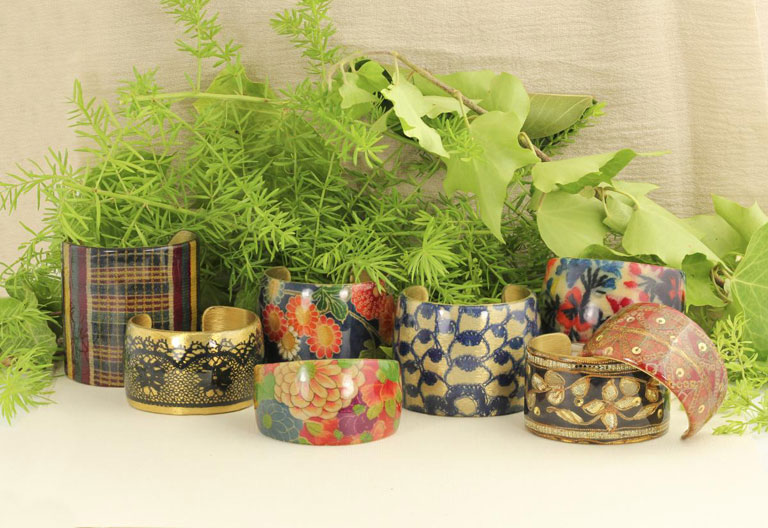 Mixed Japanese Cuffs