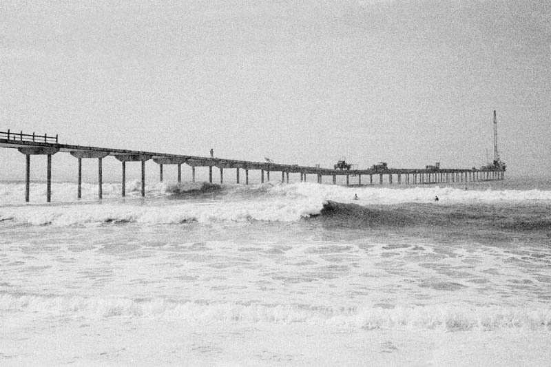 Photo of: OB Pier Historical Photos by Stephen Rowell