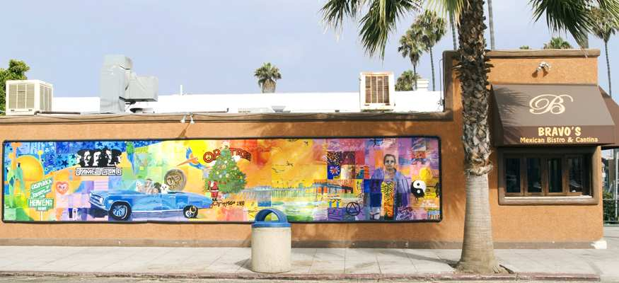 Photo of: Mural 2008