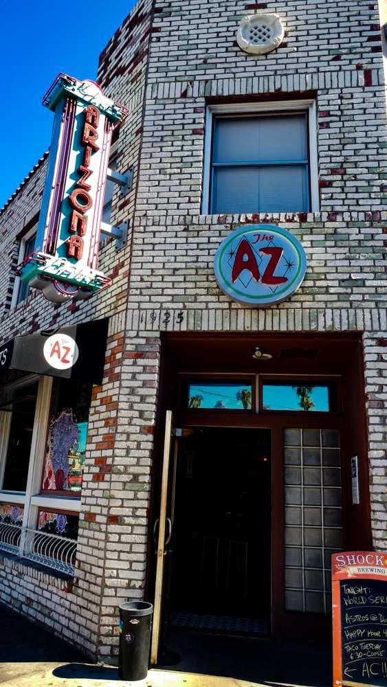 Arizona Cafe and Bar