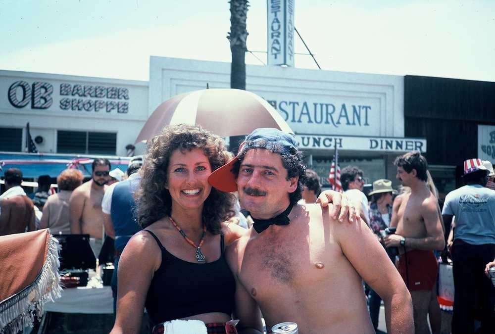 Photo of: OB Street Fair & Chili Cook-Off 1985
