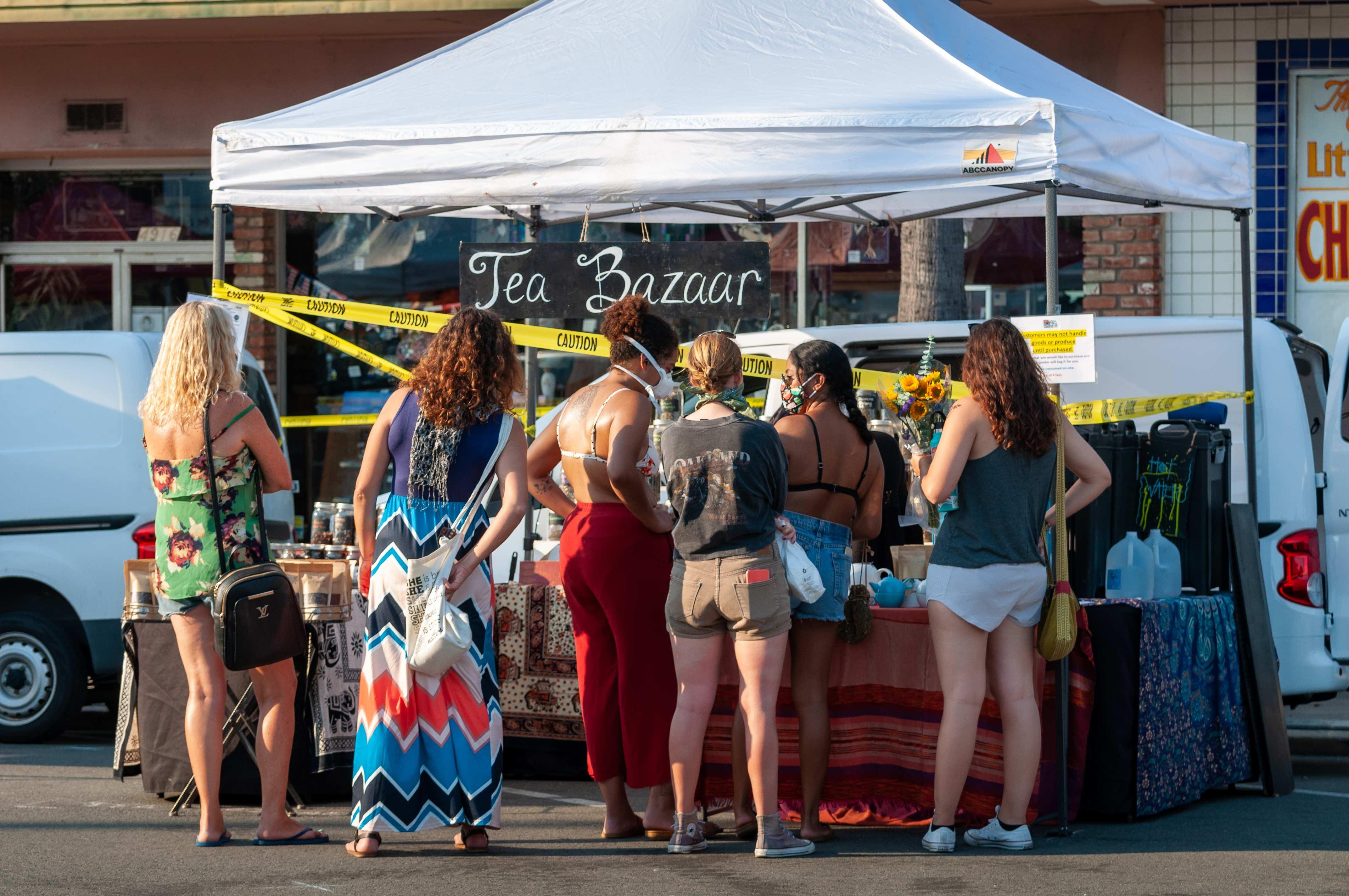 Photo of: OB Farmers Market Wednesdays Now Open