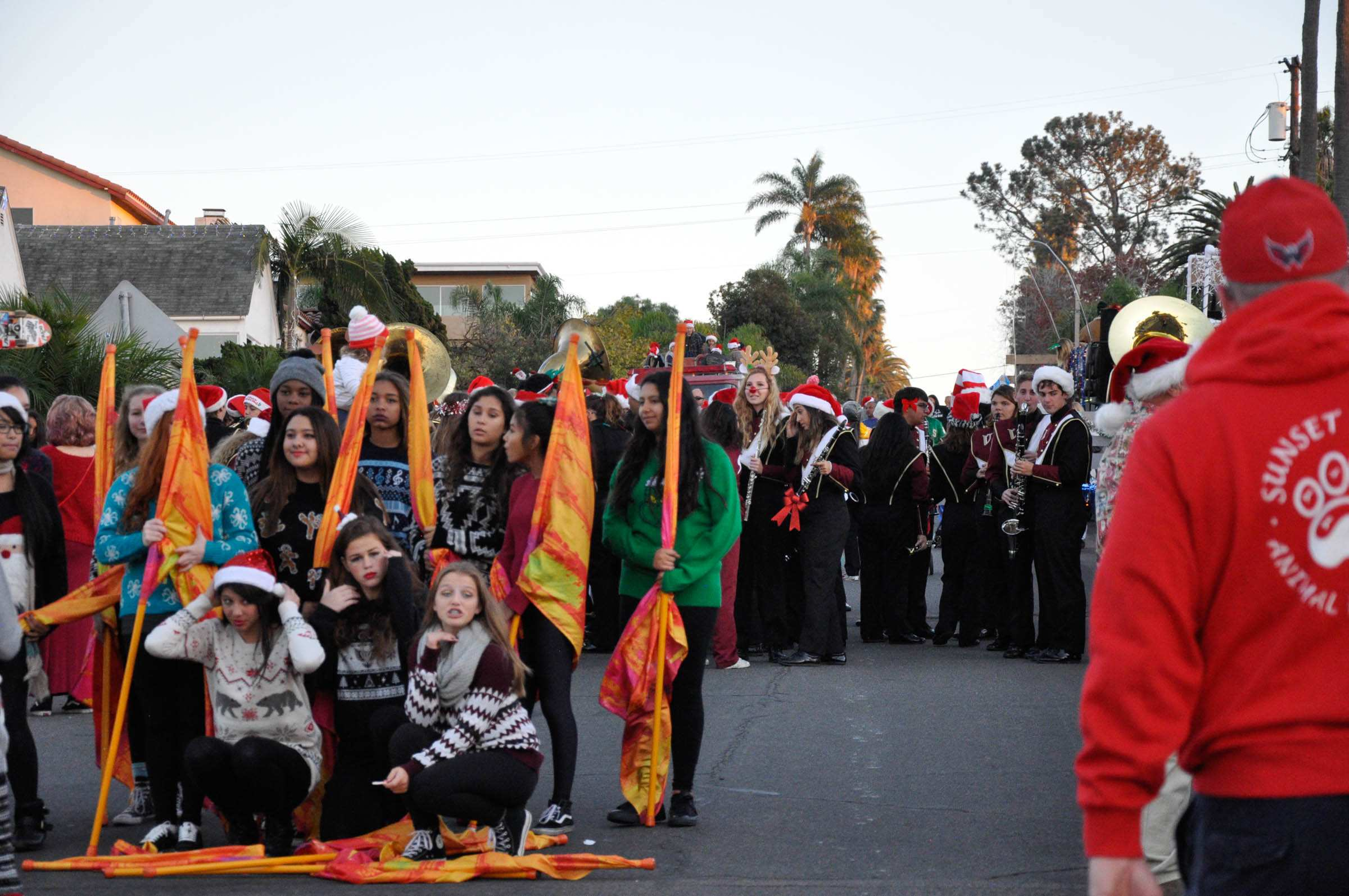 OB Holiday Parade 2016