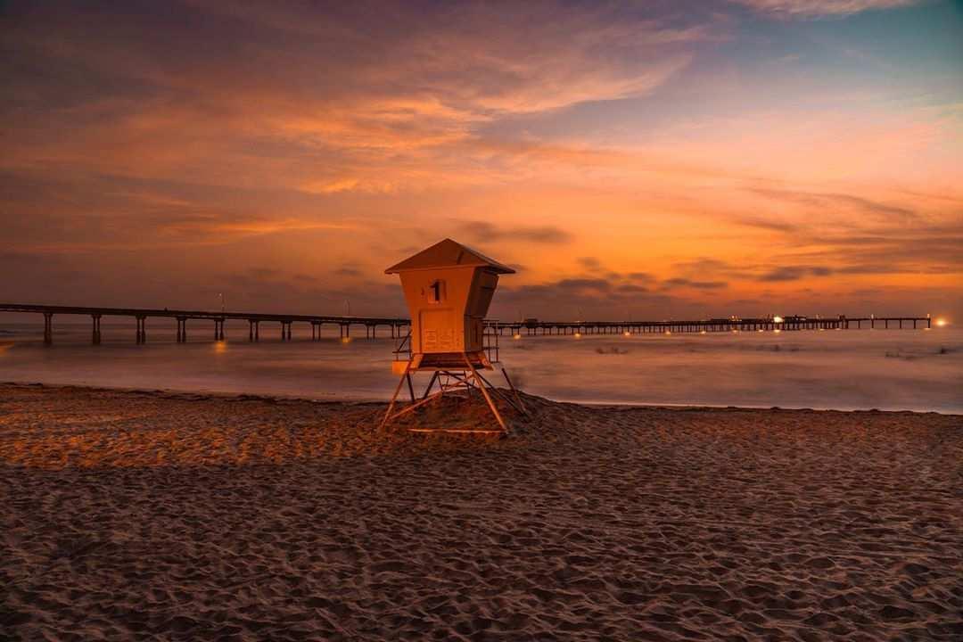 Photo of: Ocean Beach by @bencarpenterphotos
