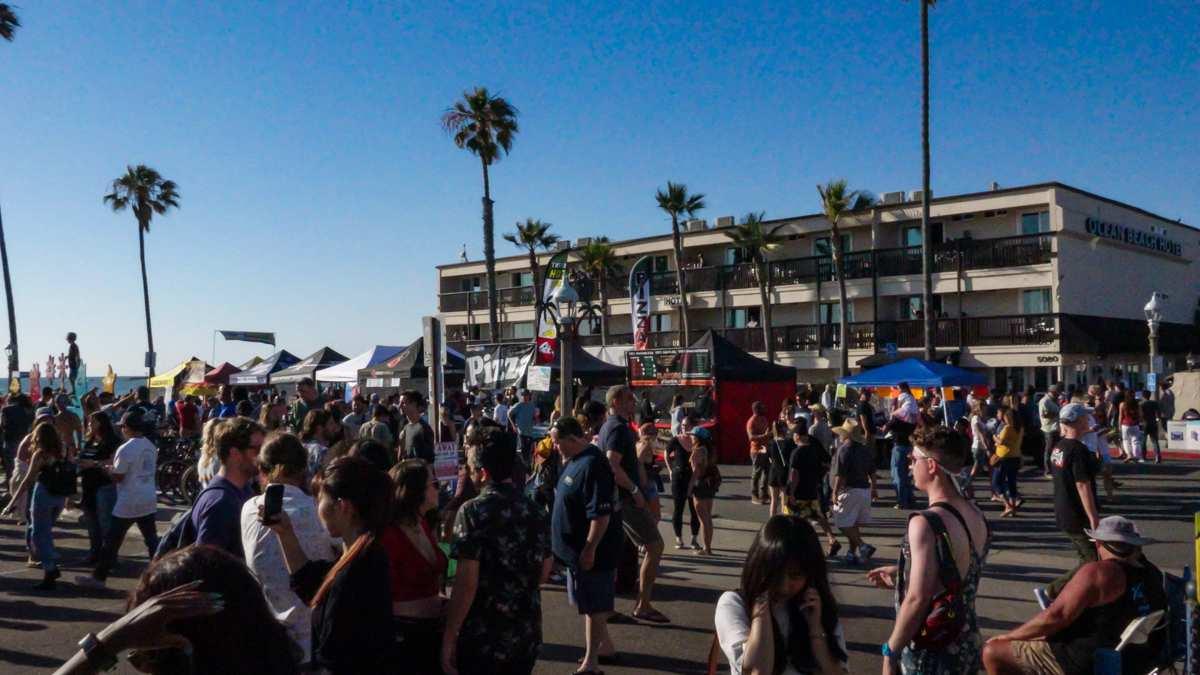 Ocean Beach Street Fair & Chili Cook-Off Festival 2019