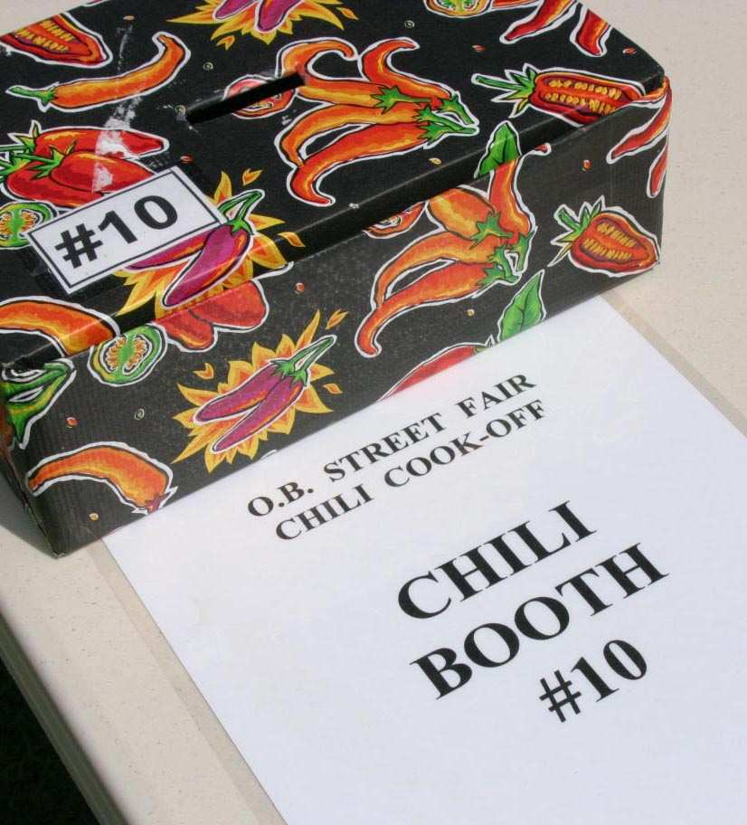 OB Street Fair & Chili Cook-Off 2005