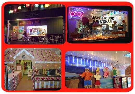 2014 Holiday Storefront Decorating