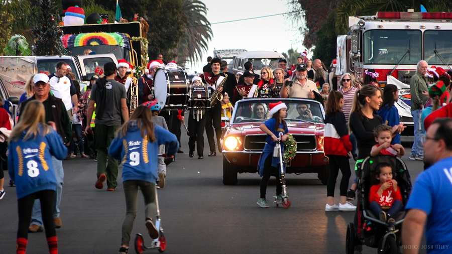 Photo of: OB Holiday Parade 2017