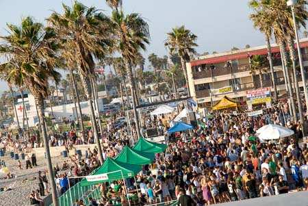 Photo of: OB Street Fair & Chili Cook-Off 2009