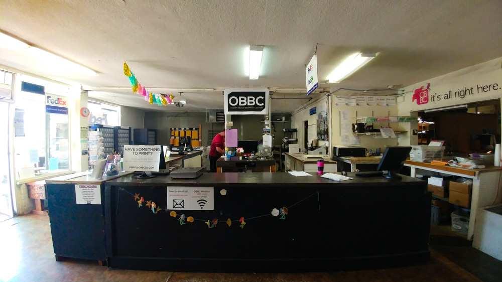 Ocean Beach Business Center