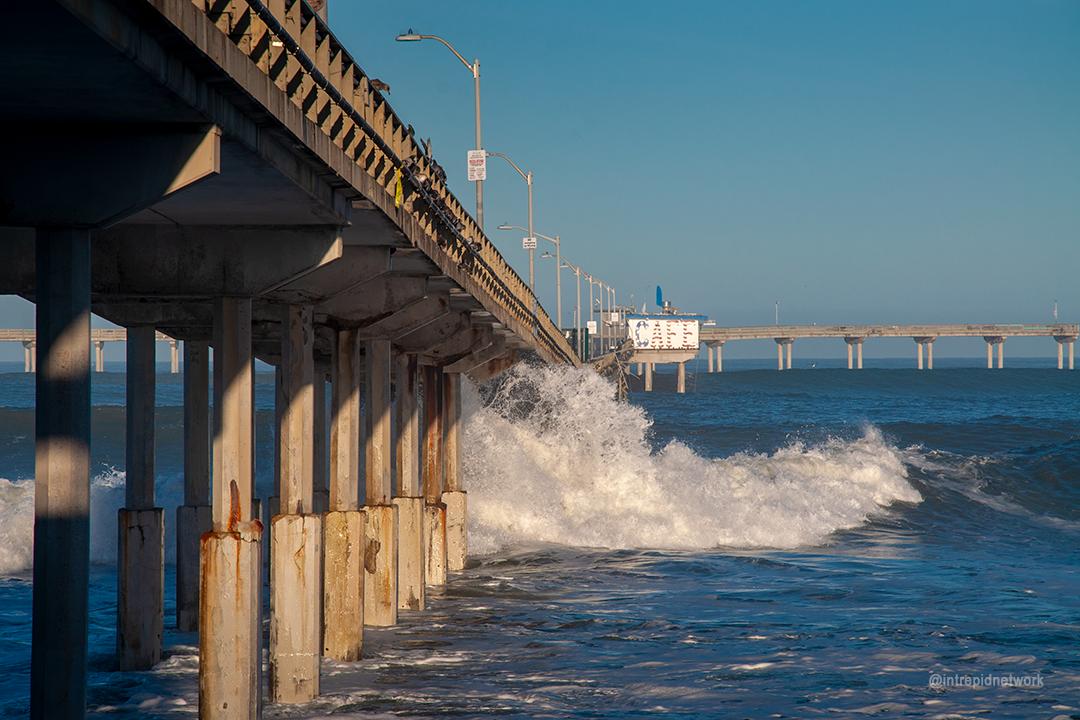 Ocean Beach Pier Cafe