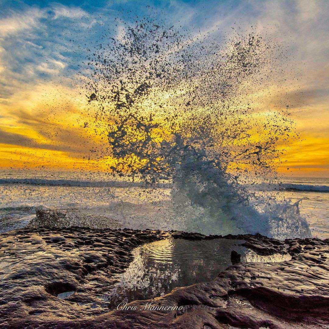 Ocean Beach Sunset Cliffs Natural Park