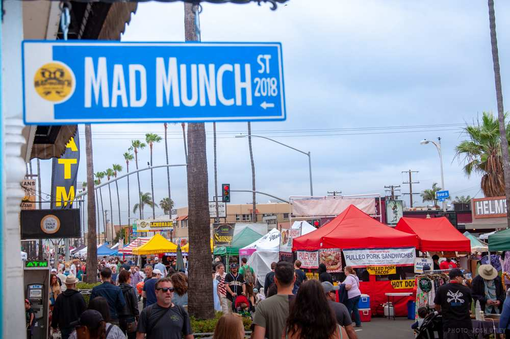 2018 Street Fair & Chili Cook-Off OB San Diego