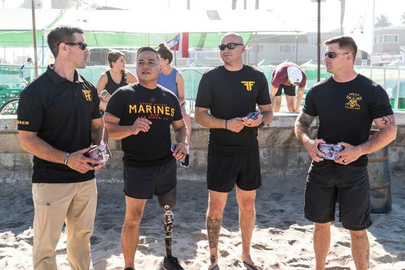 Oktoberfest Wounded Warrior in Ocean Beach San Diego