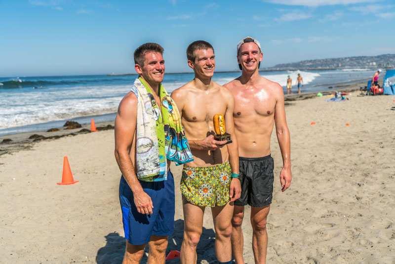Oktoberfest Oktoberstretch and Hoola-hoop plus yoga in Ocean Beach San Diego