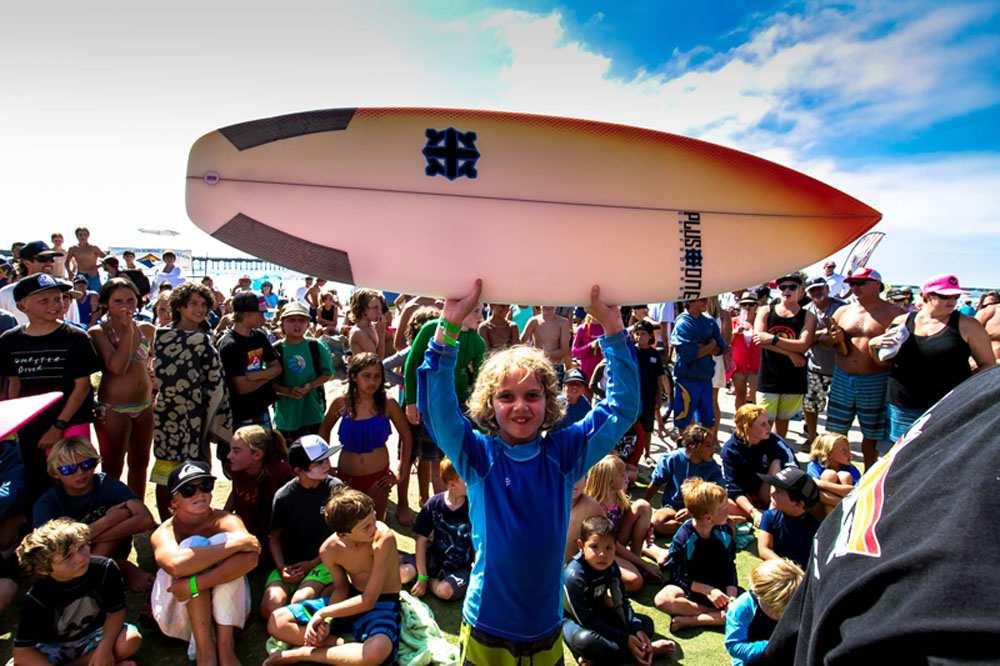 Ocean Beach Gromfest 2014 Joe Ewing