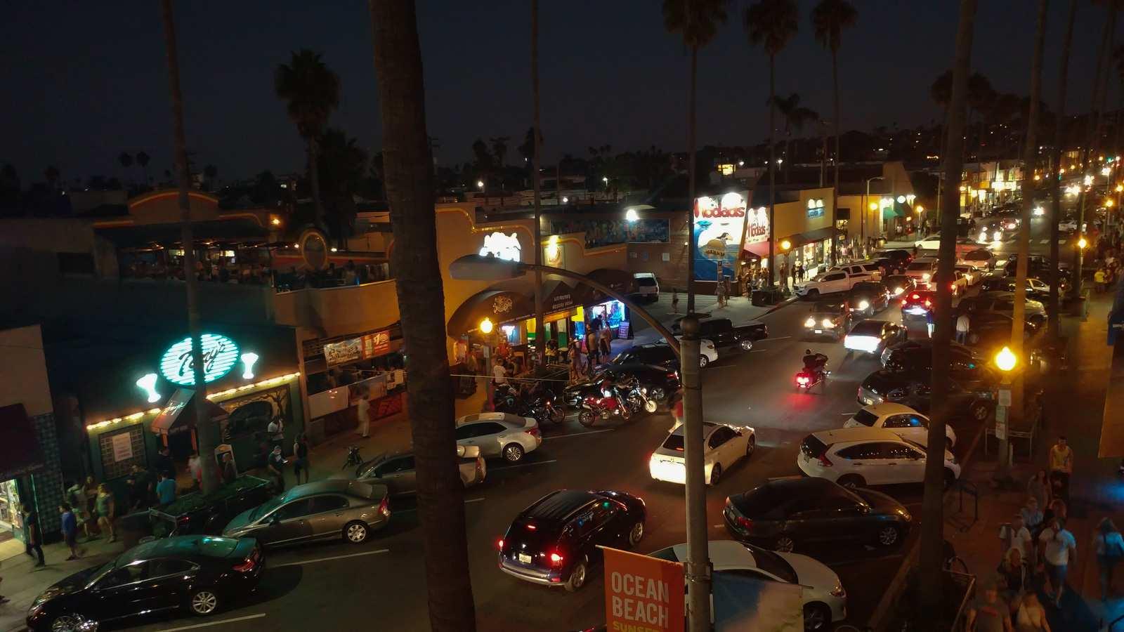 Tony's Sunshine Hodads San Diego Ocean Beach