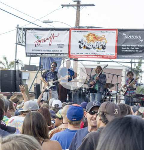2016 OB Street Fair and Chili Cook-Off (Photo by Jerick Evans)