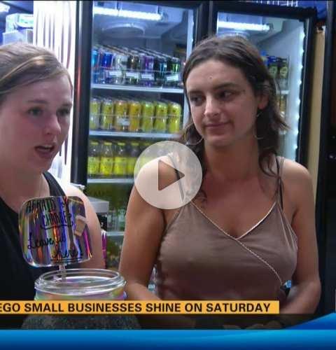 2017 Shop Small OB on CBS