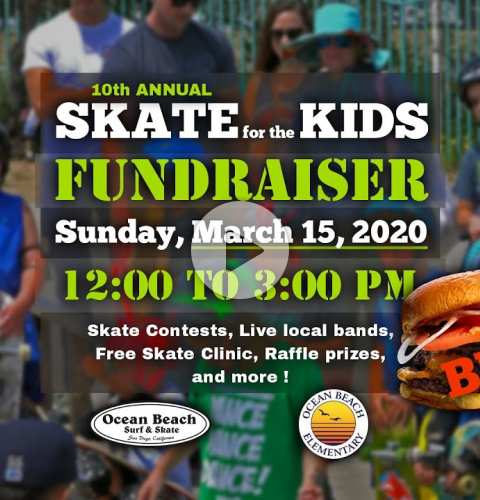 10th Annual Skate for the Kids