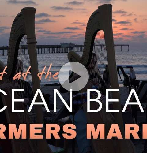 Enjoy Your Evening at OB Farmers Market Wednesdays