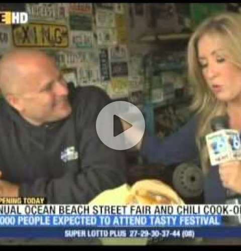 OB Street Fair and Chili Cook-Off 2015 - SD 6 segment (9am)