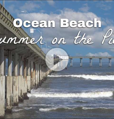 Ocean Beach Pier Reopens for Summer