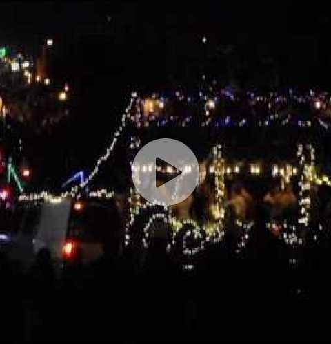 OB Holiday Parade 2016 Timelapse
