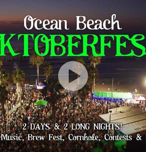 Ocean Beach Oktoberfest (2019 Recap)