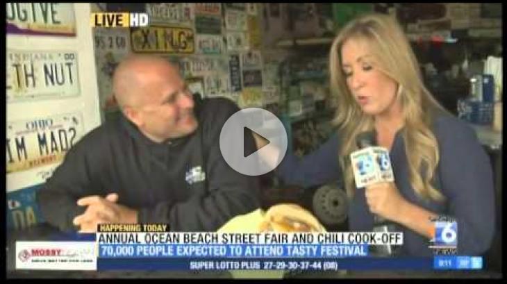 OB Street Fair and Chili Cook-Off 2015 - SD 6 segment (9am)