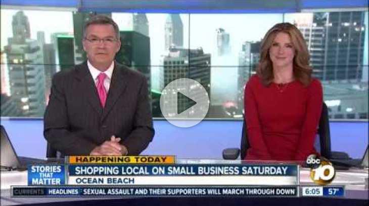 2017 Shop Small OB on ABC (6am)