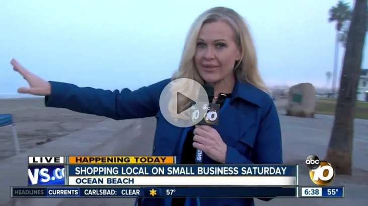 2017 Shop Small OB on ABC (6:30am)