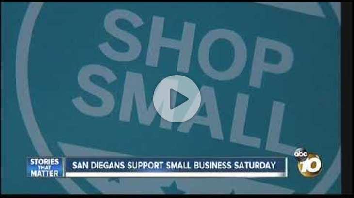2017 Shop Small OB on ABC (11pm)