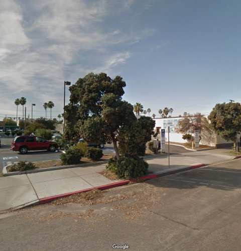 Paid Parking - Behind James Gang