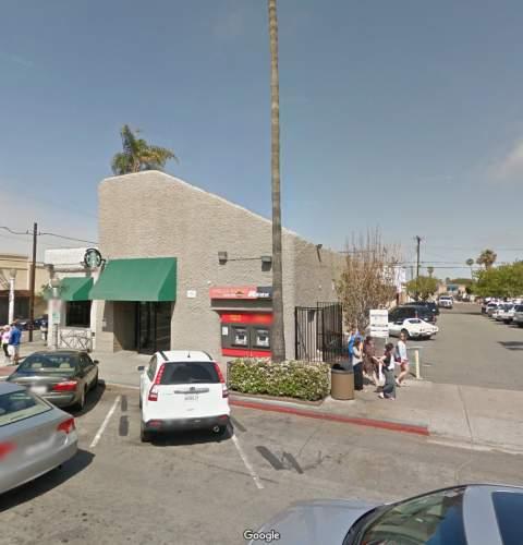Starbucks Parking Lot