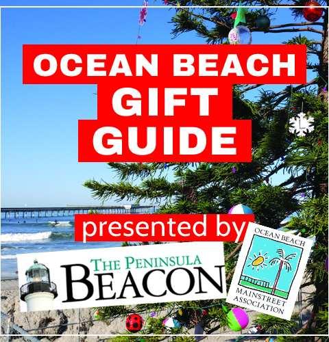 Ocean Beach News Article: OB GIFT GUIDE
