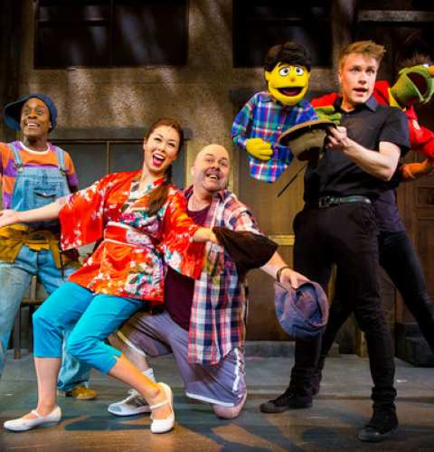 Avenue Q Returns to the OB Playhouse