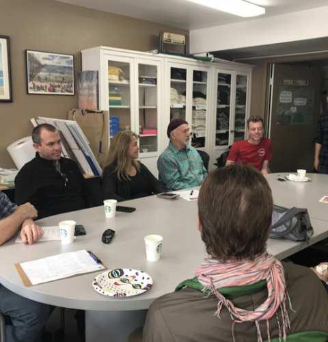 Ocean Beach News Article: OBMA Social Media Workshop a Success!