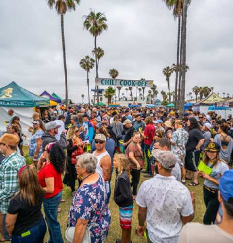 Ocean Beach News Article: Congrats to OB Chili Cook-off Winners!