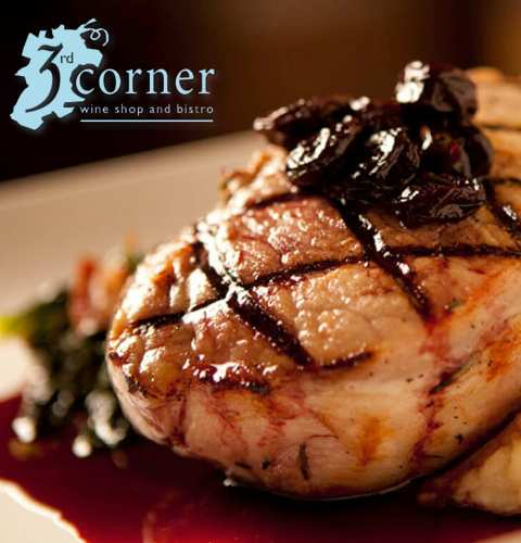 Ocean Beach News Article: 3rd Corner Outdoor Dining & Valentine's Prex Fix Menu