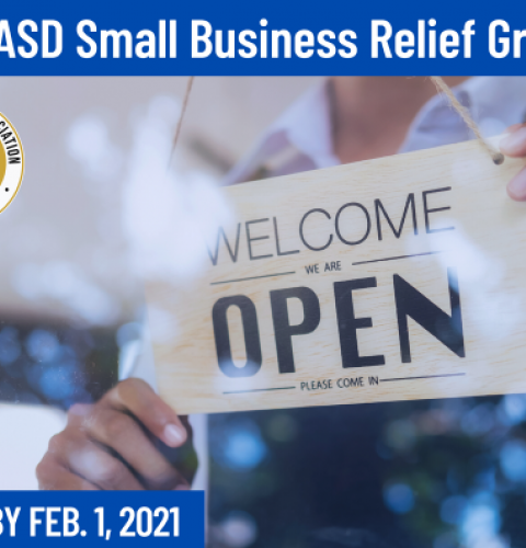 Ocean Beach News Article: $100K ABASD Small Business Relief Grant Announced- Apply Today!