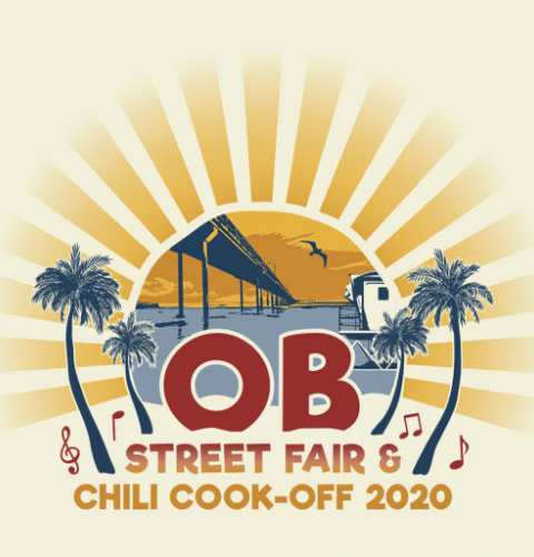 Ocean Beach News Article: Save the Date - Ocean Beach Street Fair & Chili Cook-Off