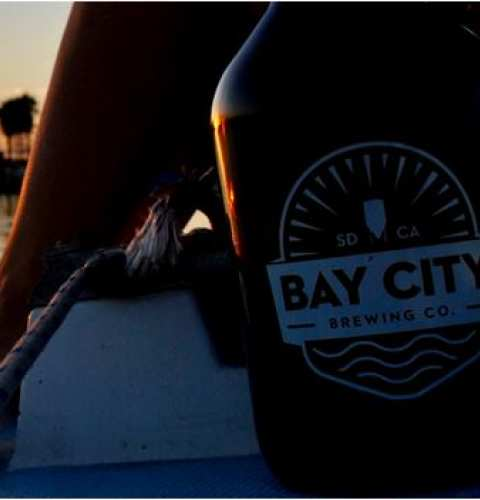 Crafts & Drafts at Bay City Brewing (benefitting OBMA)