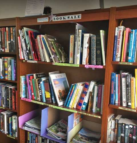 Ocean Beach News Article: Book/CD/DVD Sale at OB Library