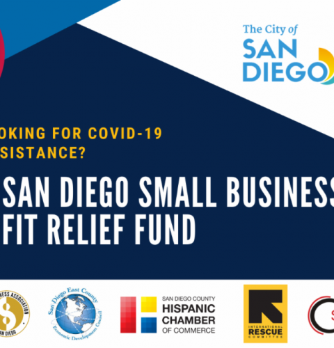 Ocean Beach News Article:  San Diego COVID-19 Relief Grant Deadline Alert