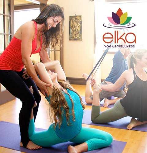 Ocean Beach News Article: Elka Yoga & Wellness offers Ariel & Mat Yoga on Heated Deck