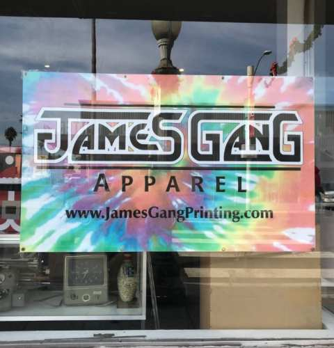 James Gang Printing's Grand Re-Opening!