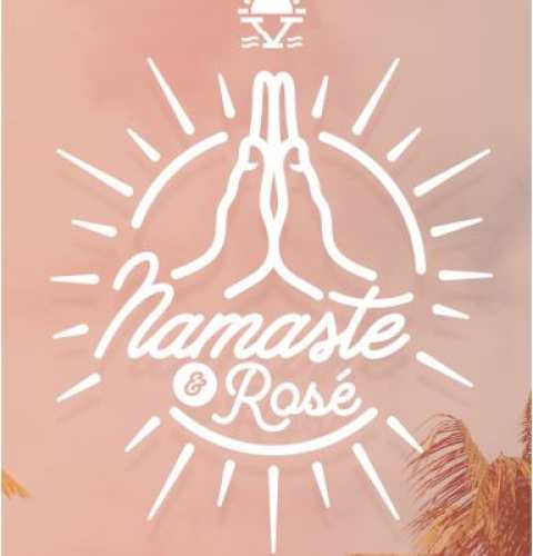 Namaste & Rosé at Voltaire Beach House