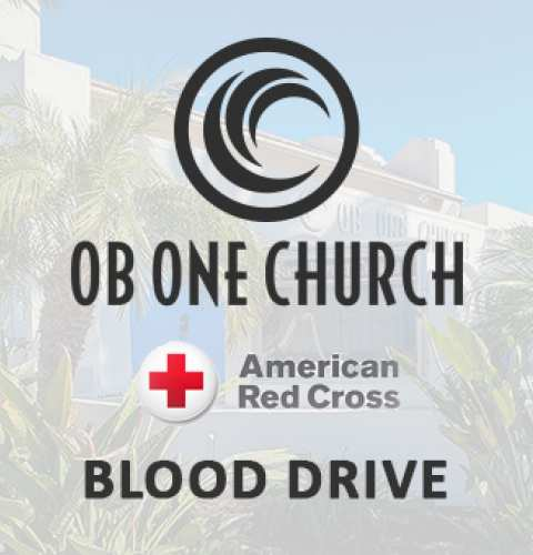 Blood Drive at OB One Church
