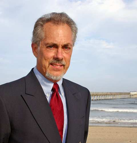Ocean Beach News Article: Ocean Beach lawyer Robert Burns is practicing law during this pandemic